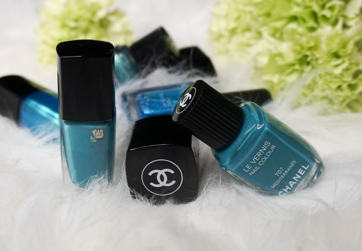 Summer turquoise