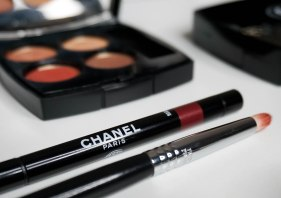 Chanel Stylo Jeux Waterproof eyeliner 928 Eros and Chanel Les 4 Ombres 268 Candeur et Expérience eyeshadow palette