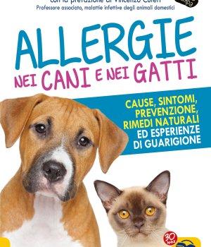 allergie nei cani e nei gatti