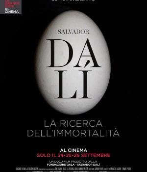 Salvador Dalì. La ricerca dell'immortalità