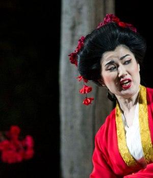 Madama Butterfly- Cio Cio San Shoko Okada