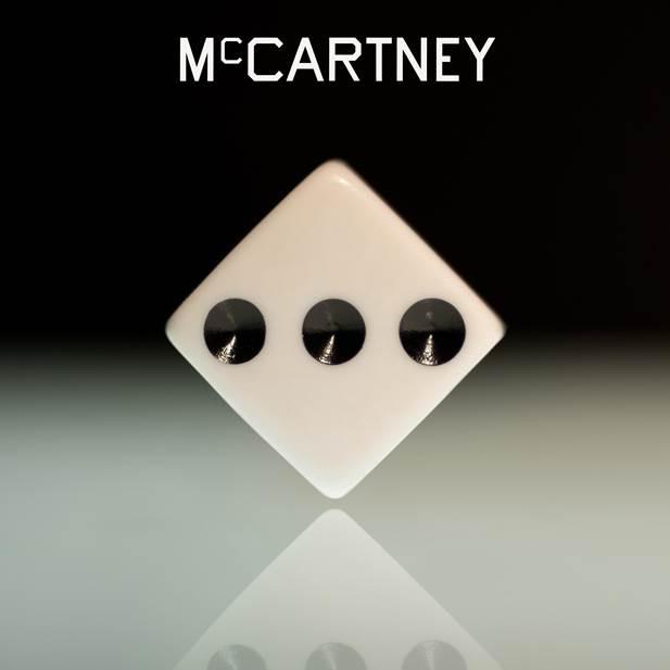 Paul McCartney MCCARTNEY III cover