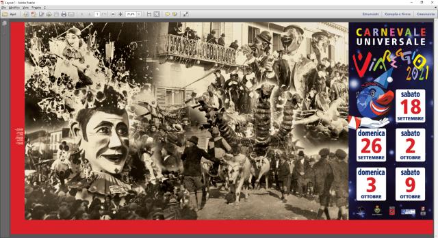 La storia del Carnevale di Viareggio