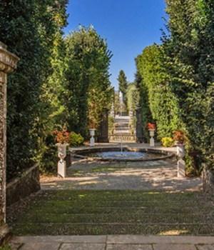 Villa Marlia Park