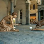 LuBiCa Cartasia Emma Hardy Risky Rewards Lucca piazza San Michele