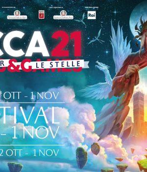 Poster LC&G 2021 autore Paolo Barbieri