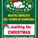 country and garden show waiting for christmas 2021 1
