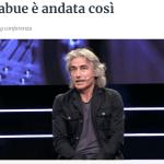 Luciano Ligabue E andata cosi conferenza stampa 11 ottobre 2021