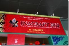 "InaCraft 2012, ""The 14th Jakarta International Handicraft Trade Fair"", 25-29 April 2012 (1/6)"