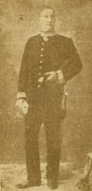 Ο Κορσικιανής καταγωγής δασολόγος Ευγένιος Οριγώνης, σπούδασε δασολογία στη Γερμανία και εισήλθε στη δασική διοίκηση το 1847, όταν ακόμη αυτή δεν ήταν συγκροτημένη ως δασική υπηρεσία, ασκών καθήκοντα Επιθεωρητού Δασών (στη φωτογραφία με τη στρατιωτική στολή του Δασικού Επιθεωρητού).