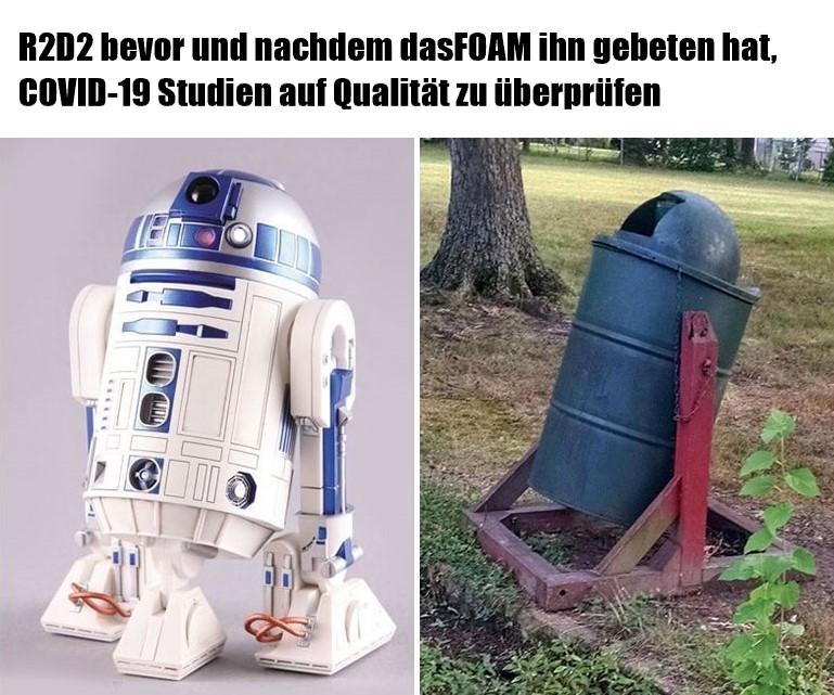 R2D2 dasfoam