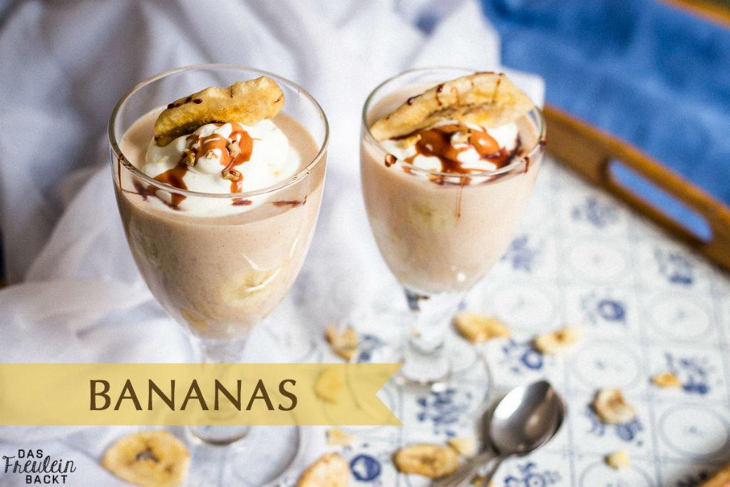 Bananas-Dessert