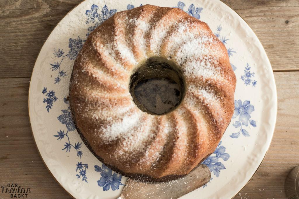 Kokos-Marmorkuchen