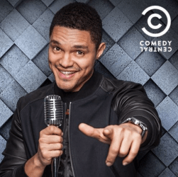 Comedy Central announces Trevor Noah tour to South Africa