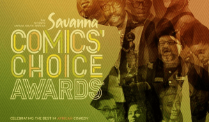 Nando's to sponsor this year's <i>Savanna Comics' Choice Awards</i>