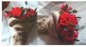 bouquet from Kiev florists