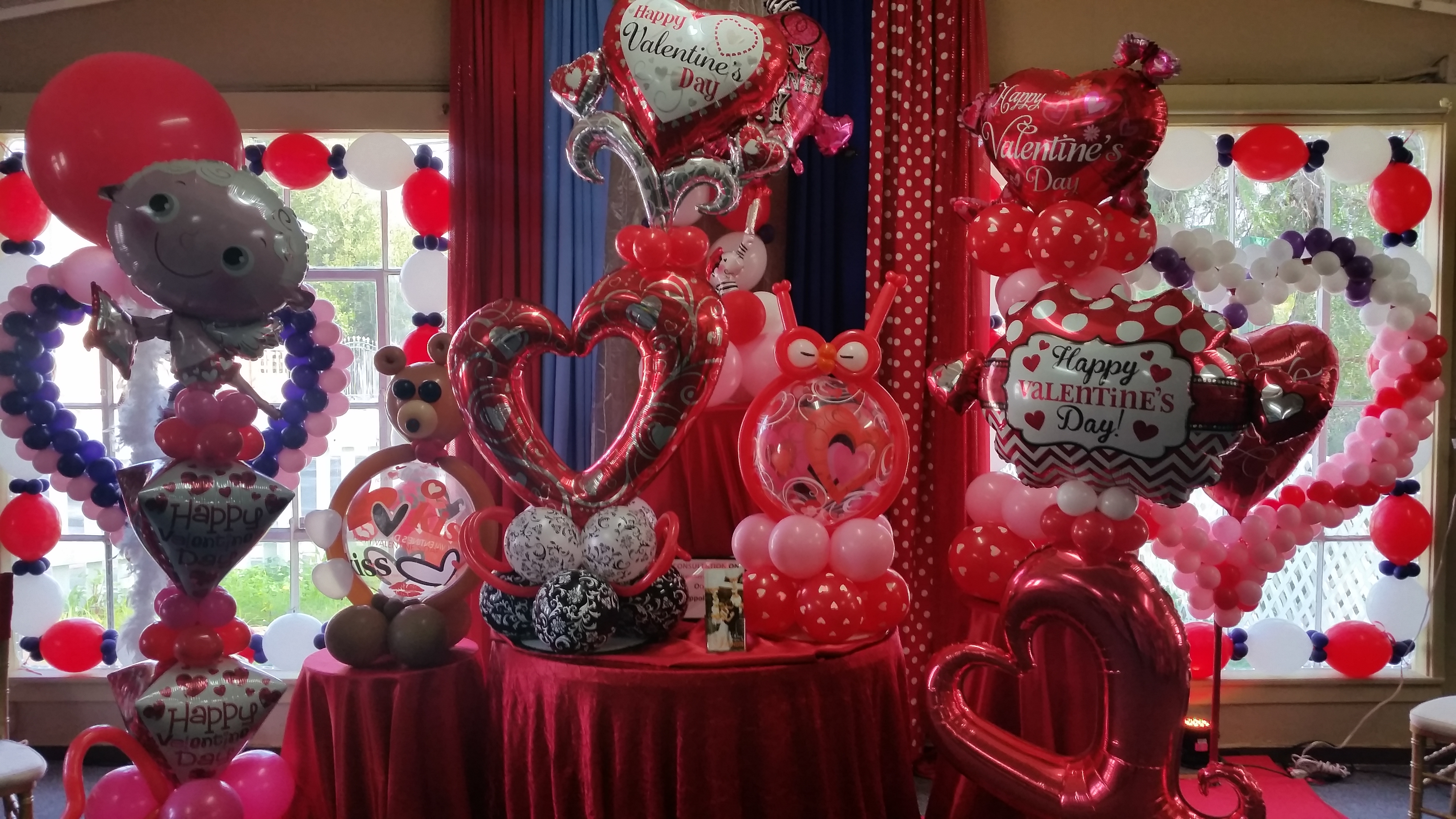 Party Fiesta Balloon Decor Shares The High Cost Of Love