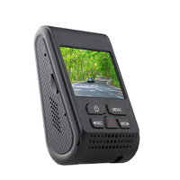 The Viofo A119 as seen from the rear, with its 2-inch screen and 5 buttons