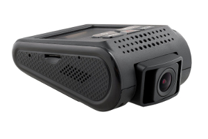 The A119 dash cam has a lens that can be adjusted horizontally as well as vertically.