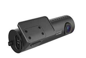 Product photo of the BlackVue DR450-1CH single channel dash cam