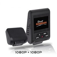 Street Guardian SG9663DCPRO front and rear dash cam