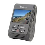 Viofo A119S car DVR, screen side