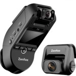 Zenfox T3 three-way dash cam