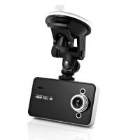 A closeup of the K6000 dash cam