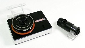 Panorama X2 Dual Channel Dash Cam