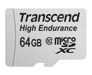 Transcend Information 64GB SD card