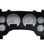 2003 2005 Dodge Ram Instrument Cluster Gauges Do Not Work Properly Or At All Sticky Gauges Dashboard Instrument Cluster