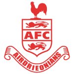 Airdrieonians old badge