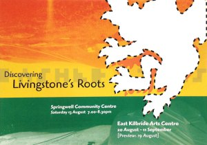 Discovering Livingstone's Roots