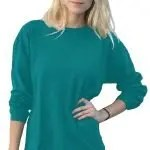 Teal Hemp Shirt