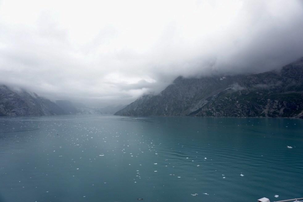 Glacier Bay National Park cruising