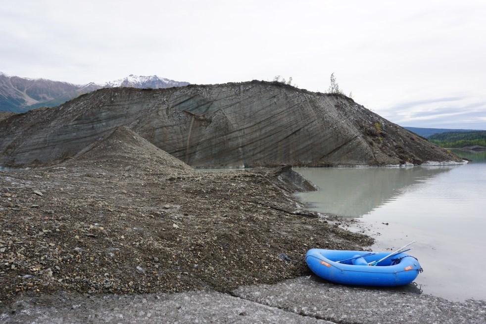 raft glacier