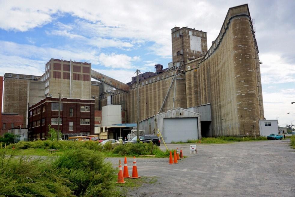 Buffalo's Grain Elevators