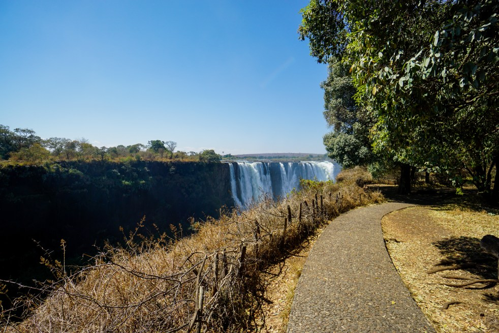 Zimbabwe Victoria Falls National Park