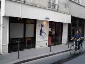 Cafe des Chats