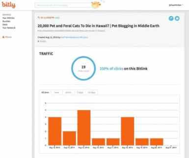 Make Bitly work For Your Blog