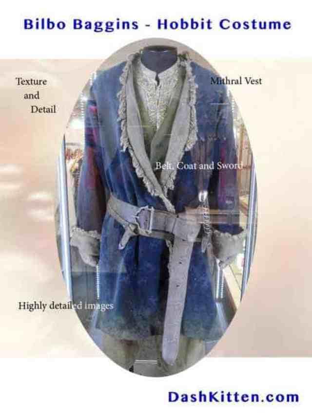 Bilbo Baggins' Costume Full Length