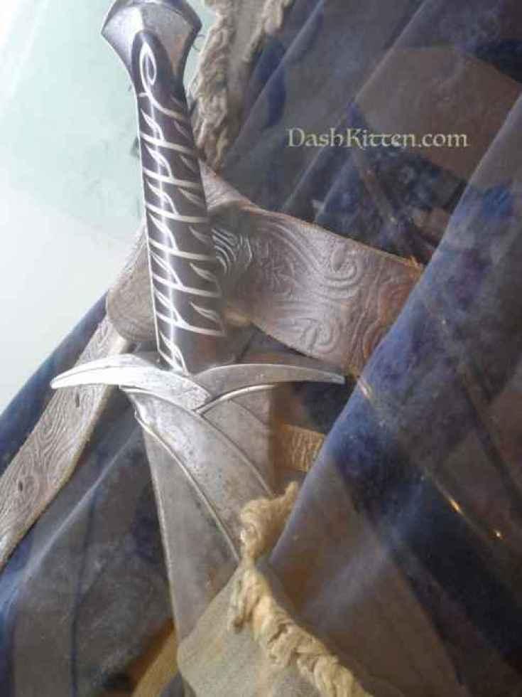 Bilbo Bggins Costume Detail