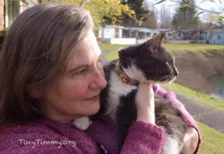 TinyTimmy.org Timmy and Mum