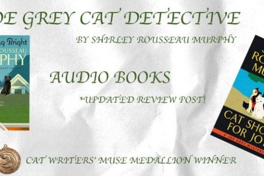 Joe Grey Cat Detective