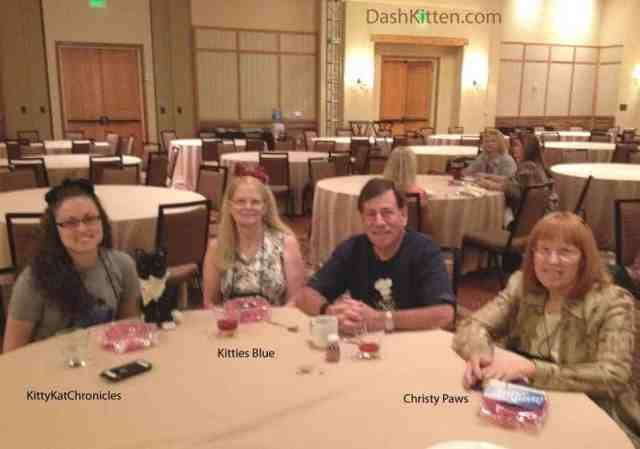 BlogPaws Ambassadors, christy paws, kittykatchronicles, row of pet bloggers, blogpaws people,