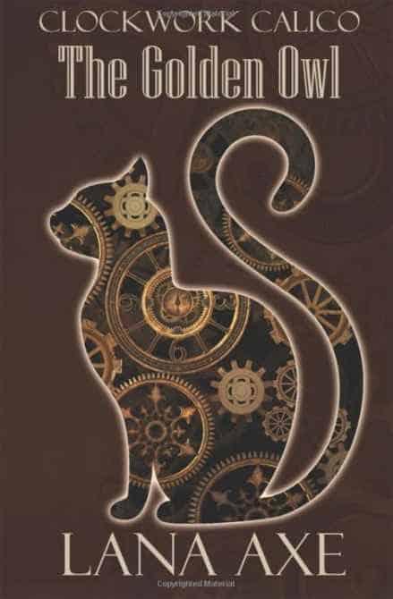 The Golden Owl Book Cover