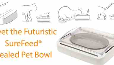 SureFeed Sealed Pet Feeder