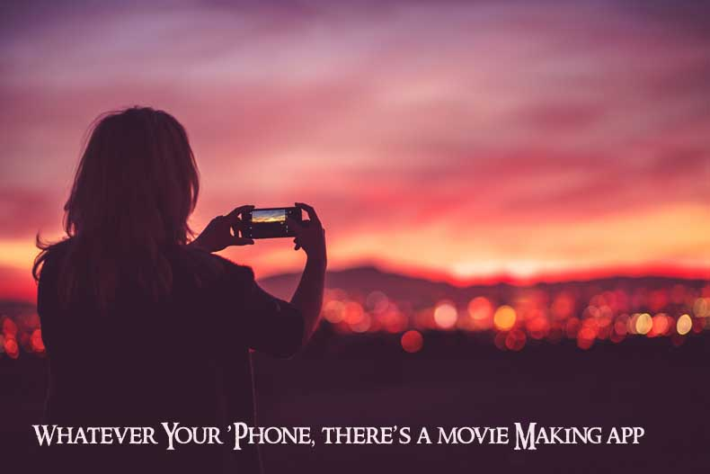 Movie Editing Apps for pet bloggers