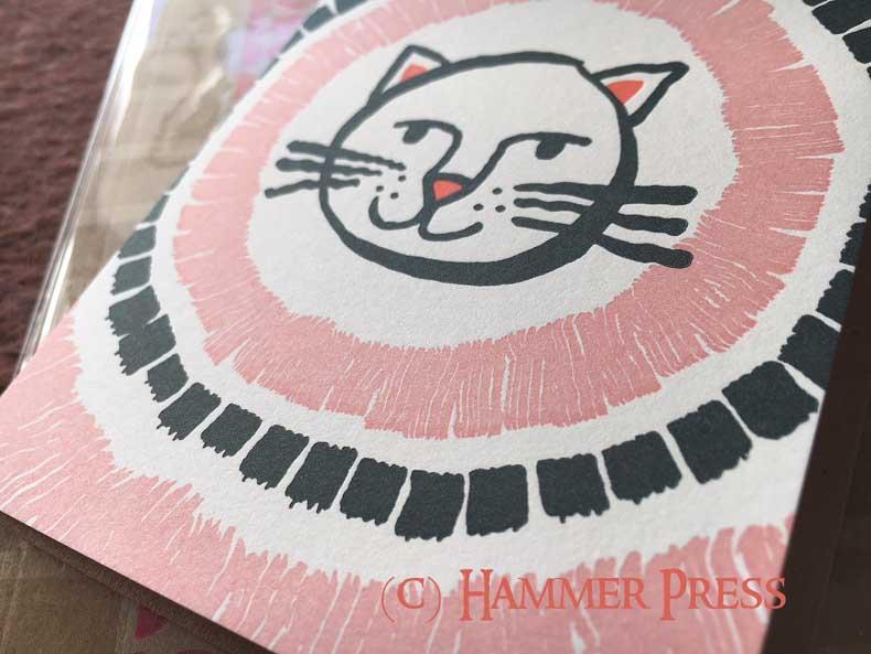 Hammer Press Card