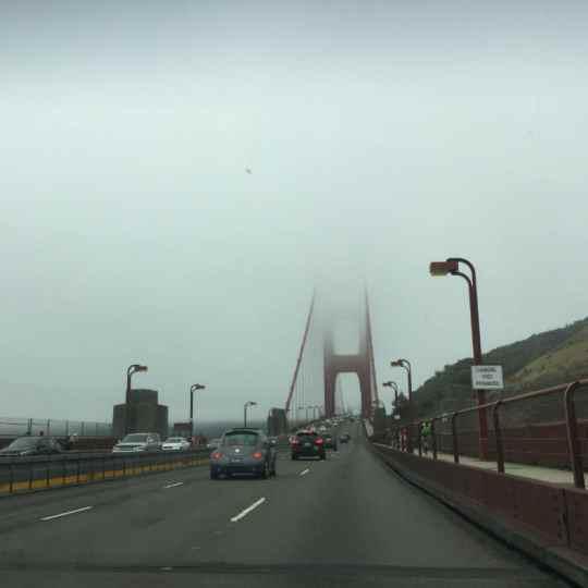 SF Bridge Foggy Day 33